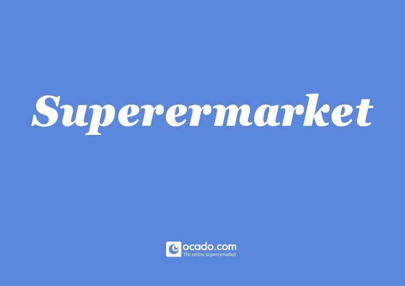 Superermarket