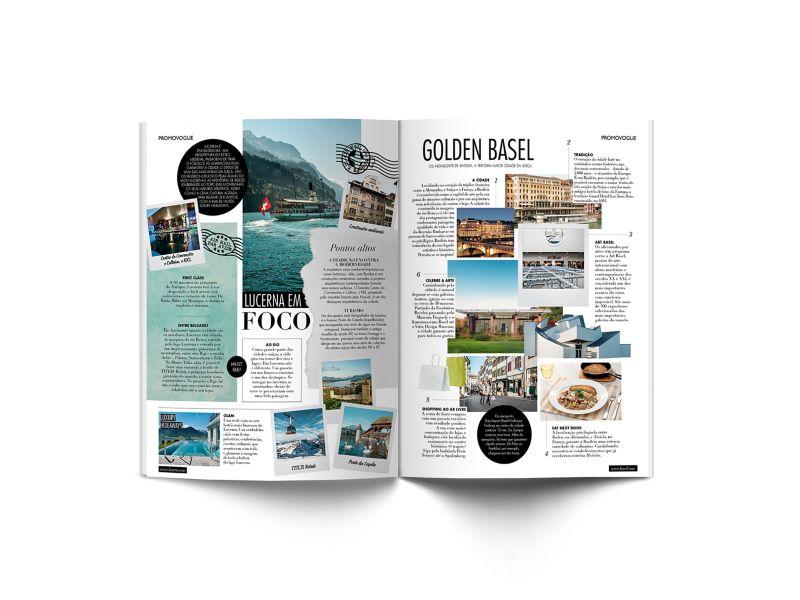 Vogue + Switzerland