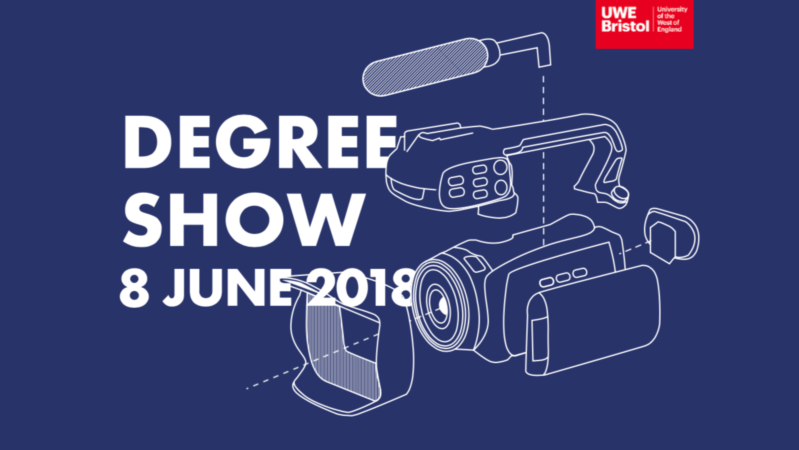 UWE Degree Show Identity 2018 Submission