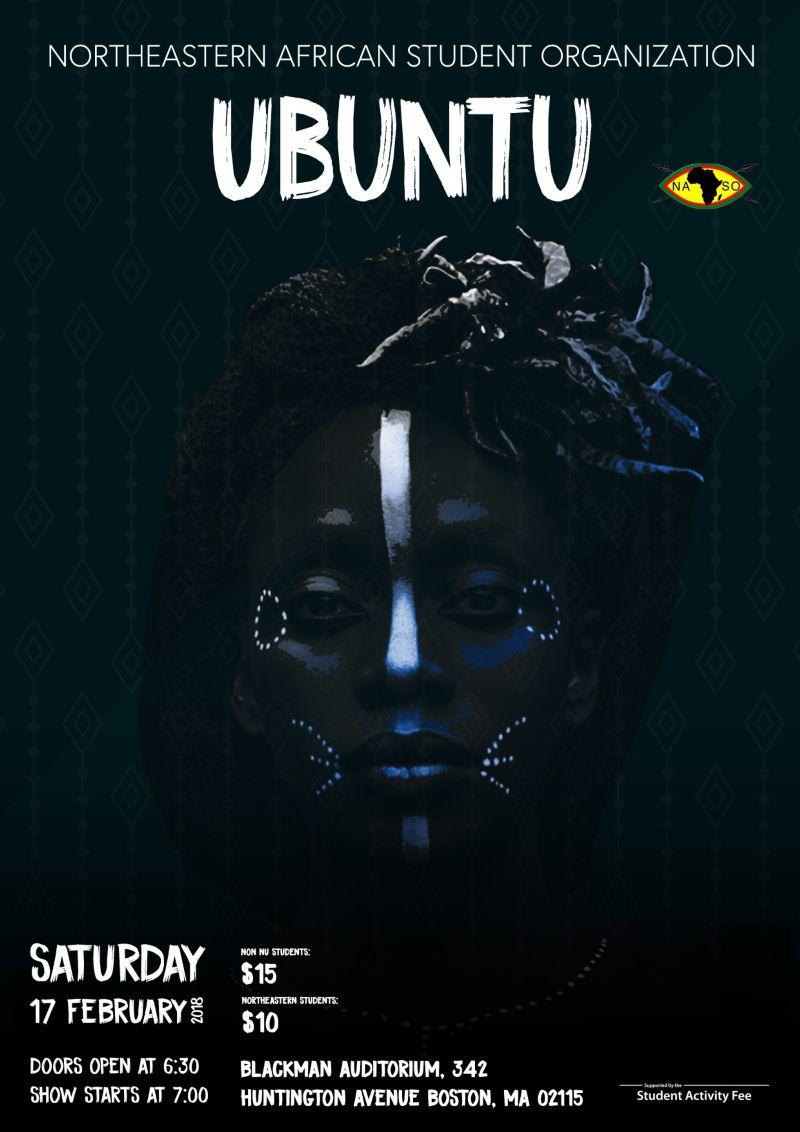 UBUNTU Event Flyer