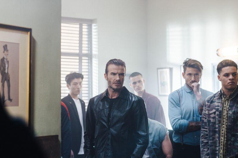 House99 x David Beckham