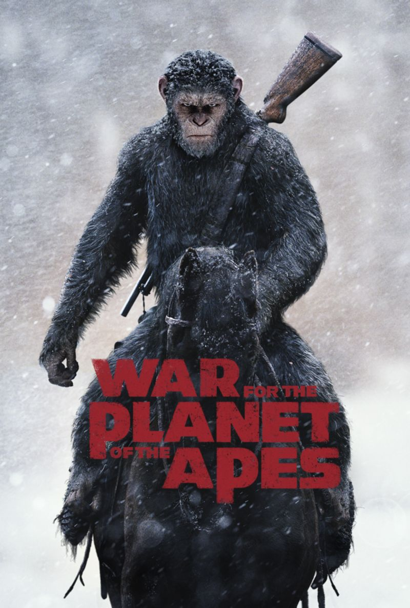 20th Century Fox : War For The Planet Of The Apes