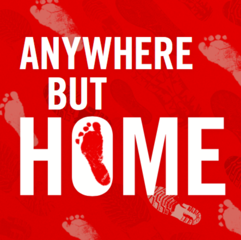 Anywhere but Home Podcast