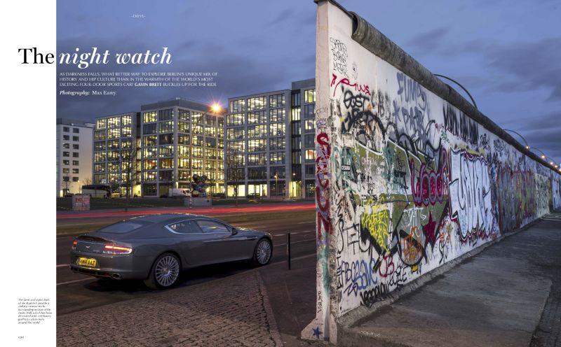 Aston Martin + Berlin (Content)