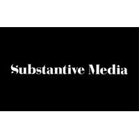 Substantive Media logo