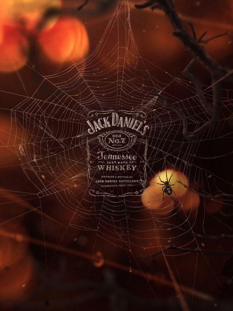 Jack Daniel's — Halloween