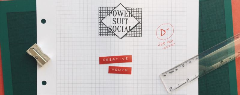EVENT: Creative Youth feat. Vogue, Lecture In Progress & more // Power Suit Social