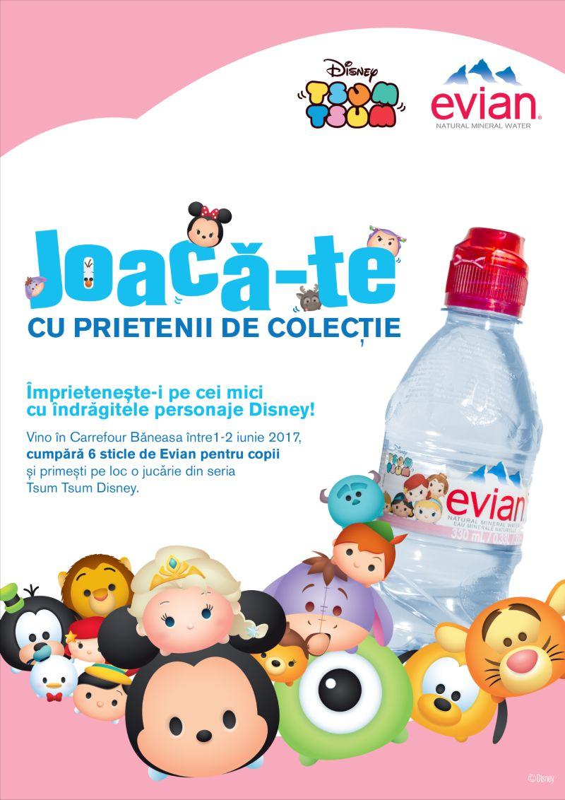 Carrefour - Evian Promo