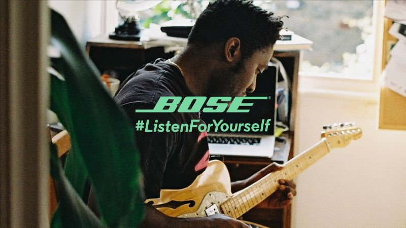 Bose – Listen For Yourself