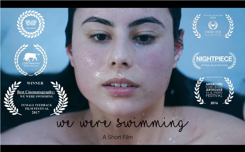 Short Film We Were Swimming