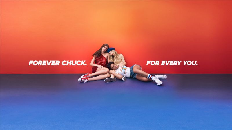 Converse: Forever Chuck. For Every You.