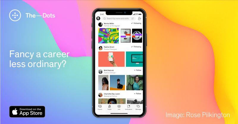 Designing The Dots iOS App