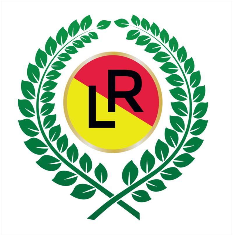 LA Rosa Racing Branding