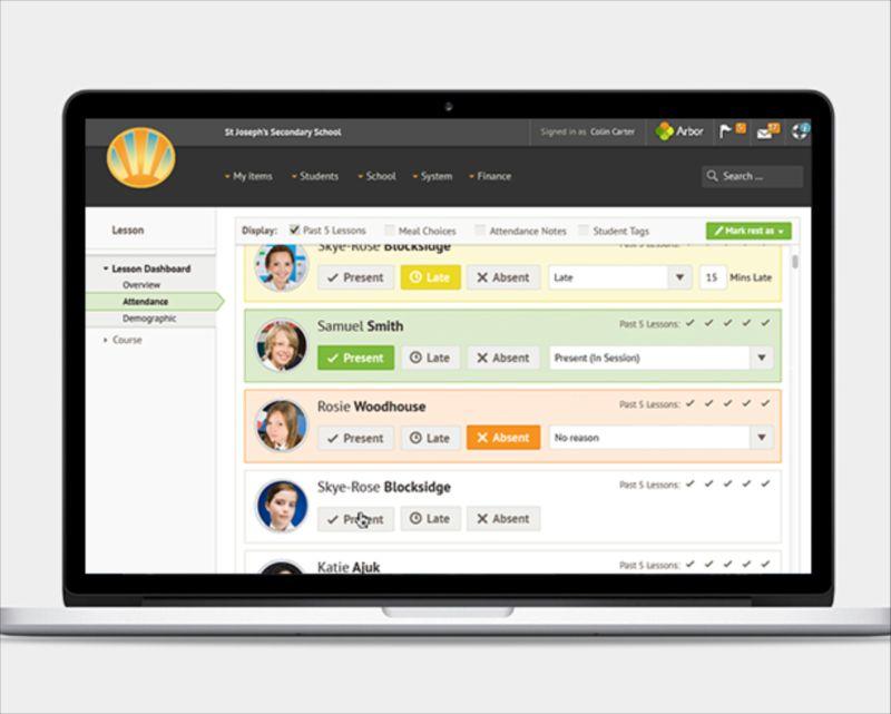 Enterprise Software for Arbor Education