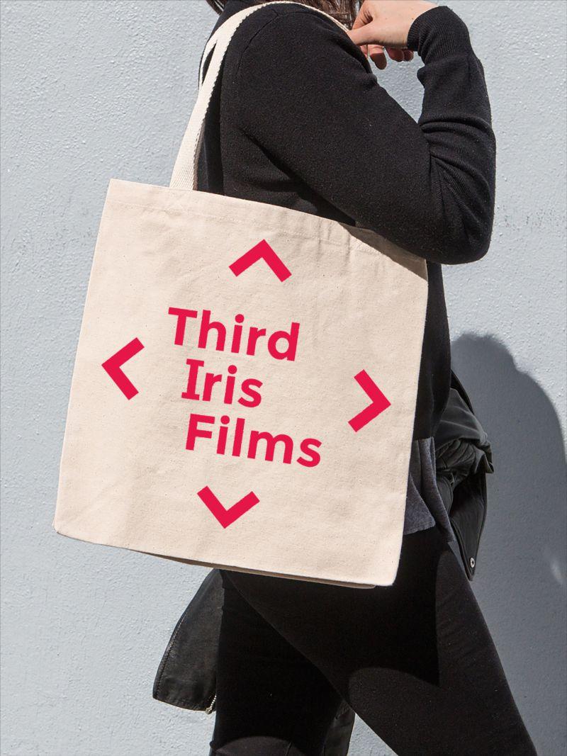 Third Iris Films Re-Brand