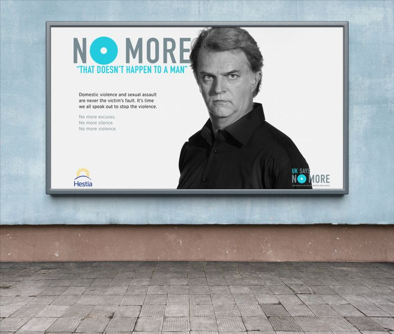 The UK SAYS NO MORE - campaigning for an end to domestic violence