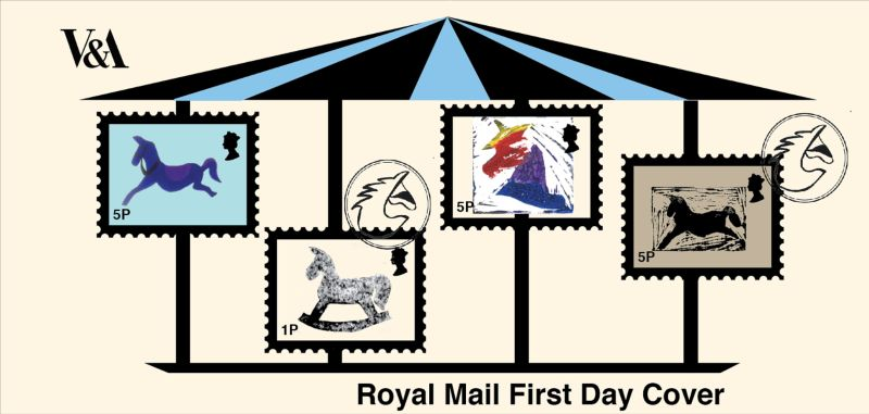 Royal Mail First Day Cover 2017