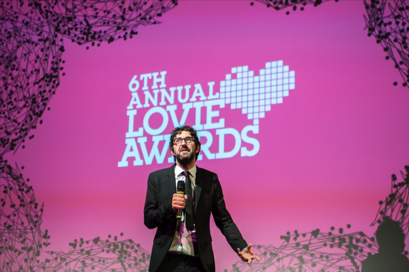 Highlights of The 6th Annual Lovie Awards