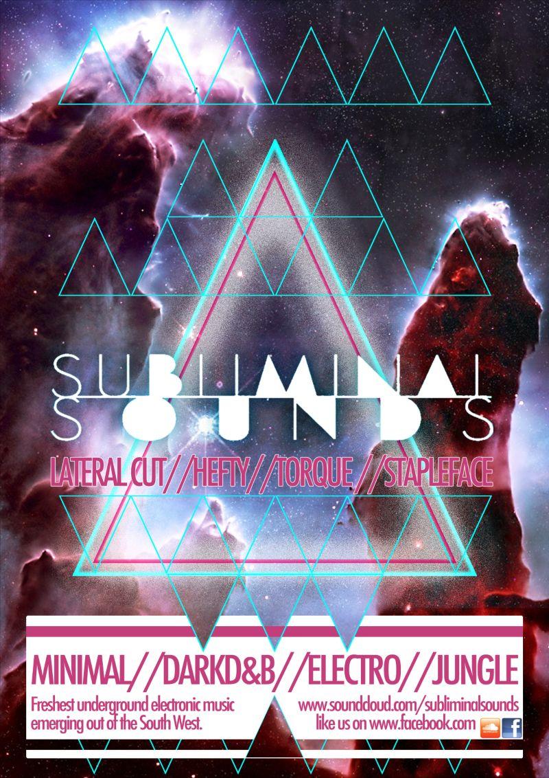 Subliminal Sounds - Promotional Assets 2012