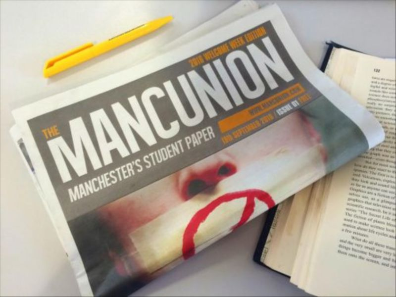 The Mancunion (Freelance Writer and Deputy Editor)