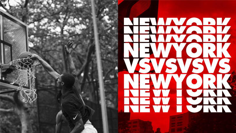 Nike NYC Summer Basketball