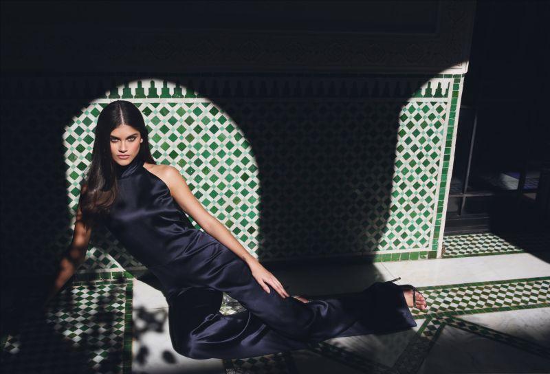 "Womenswear Fashion Editorial: ""Moroccan Dreaming"""