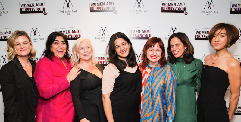 Women and Hollywood: London Trailblazer Awardees & First-Time Female Filmmaker Contest Winners