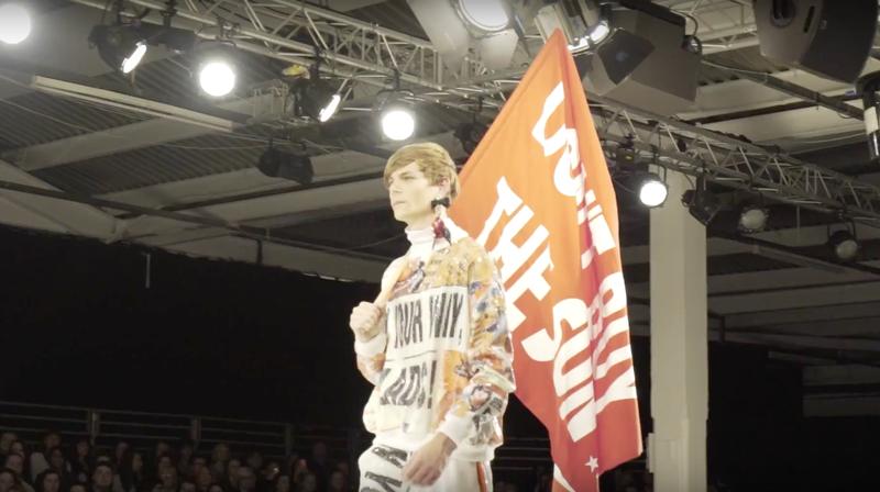 Graduate Fashion Week - Avenir Magazine Video