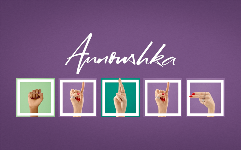 Annoushka - Rule the World