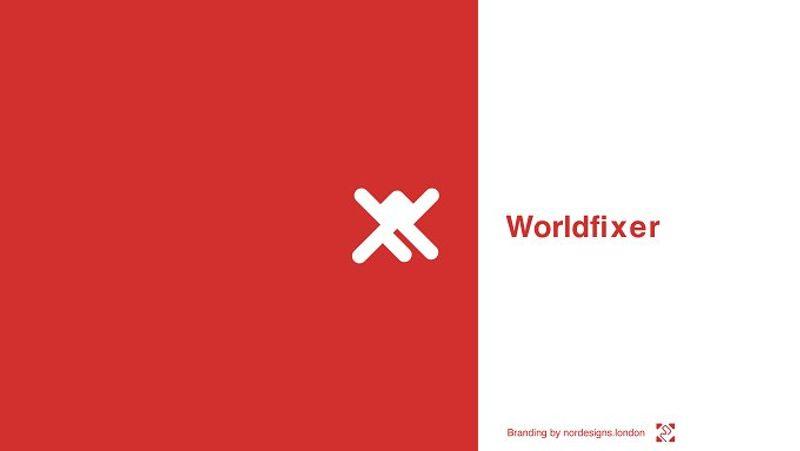 World Fixer Logo Design