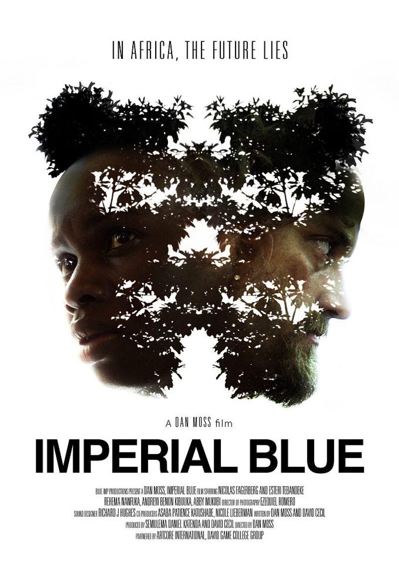 Imperial Blue Poster + EPK