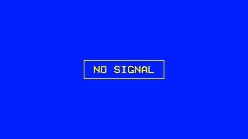 No Signal - Brand Development + Motion Graphics