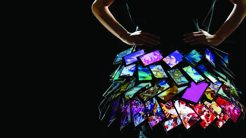 Mixed Reality and Virtual Reality in Fashion: LCF gets technical