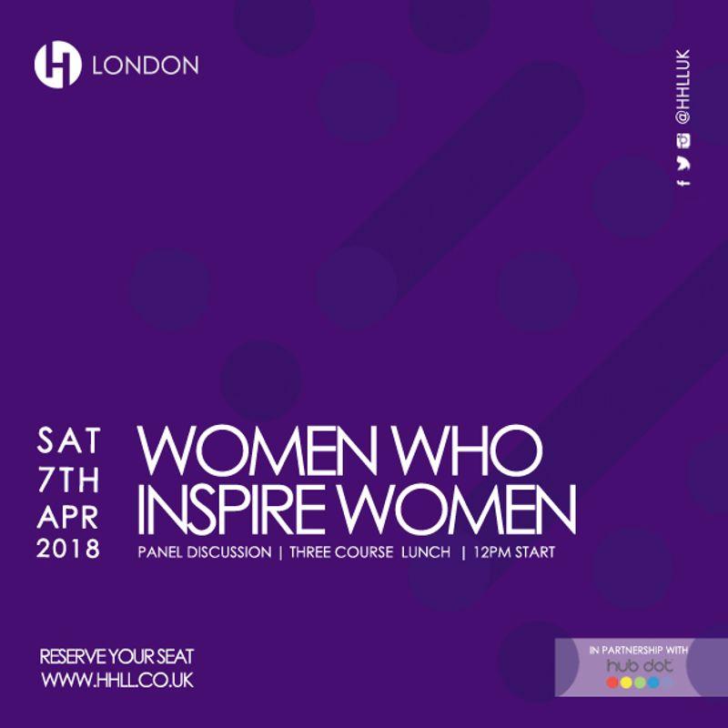 Women Who Inspire Women