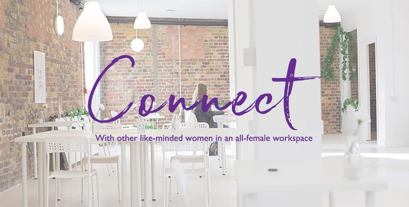 Female only co-sharing workspace - no membership required