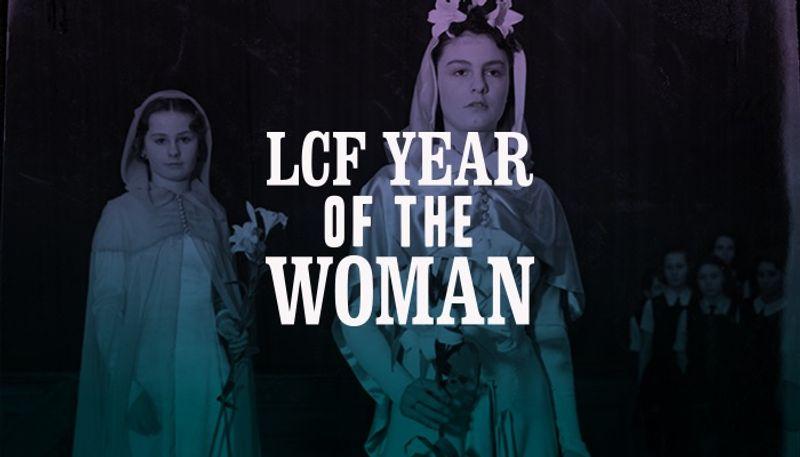#LCFYearOfTheWoman