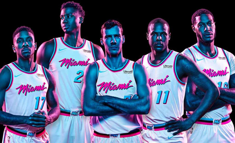 Suplemento escándalo Mujer  Nike NBA City Edition Jersey Editorial | The Dots