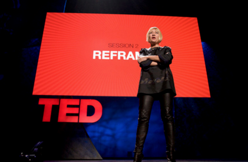 TED: Make love, not porn (Adult content) | Cindy Gallop