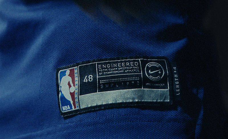 Nike NBA Connected Jersey: Future Vision