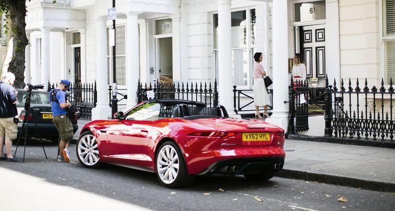 F-TYPE - Your Turn Britain (Jaguar UK)