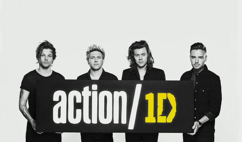 One Direction & Save The Children's #Action1D