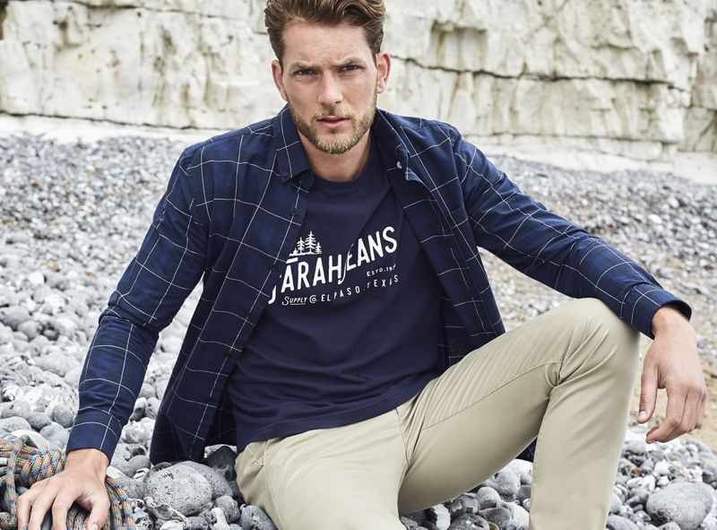 Farah Jeans AW17 Campaign