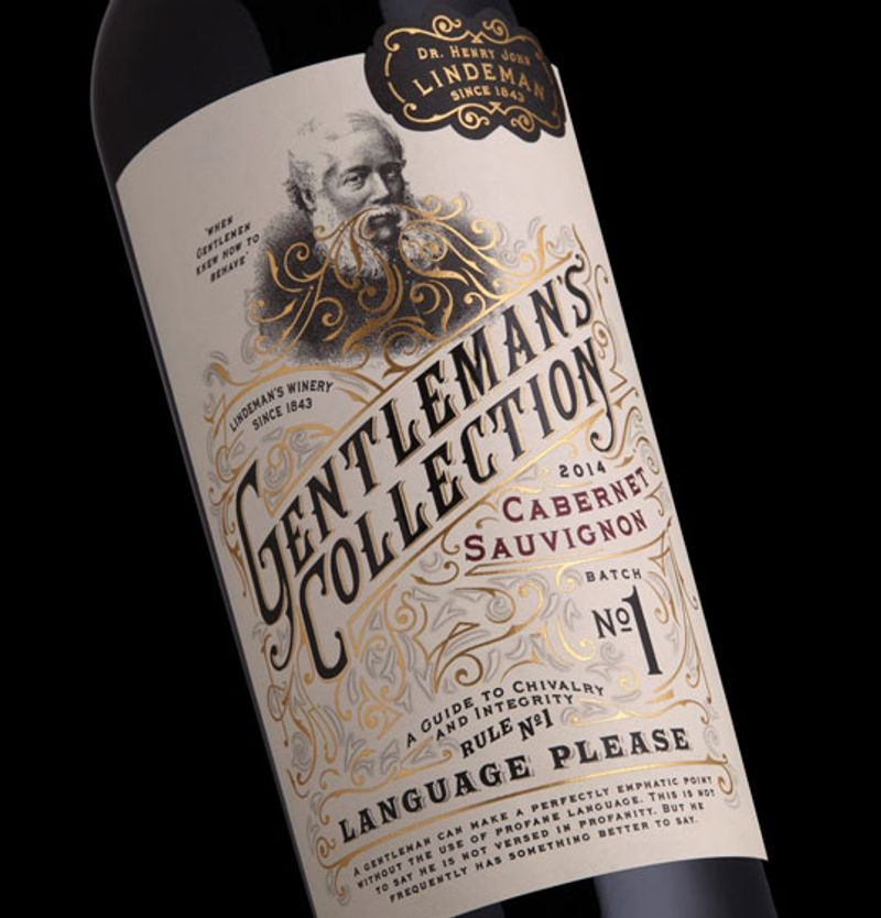 Lindeman Gentleman's Collection - Attracting a New Generation of Wine Drinkers