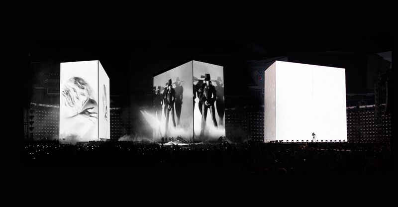Beyonce Formation Tour - 2016