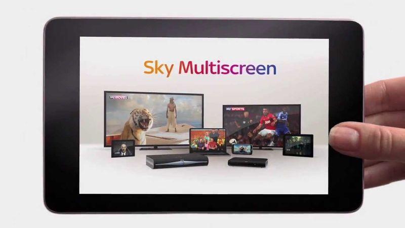 Sky - Multiscreen