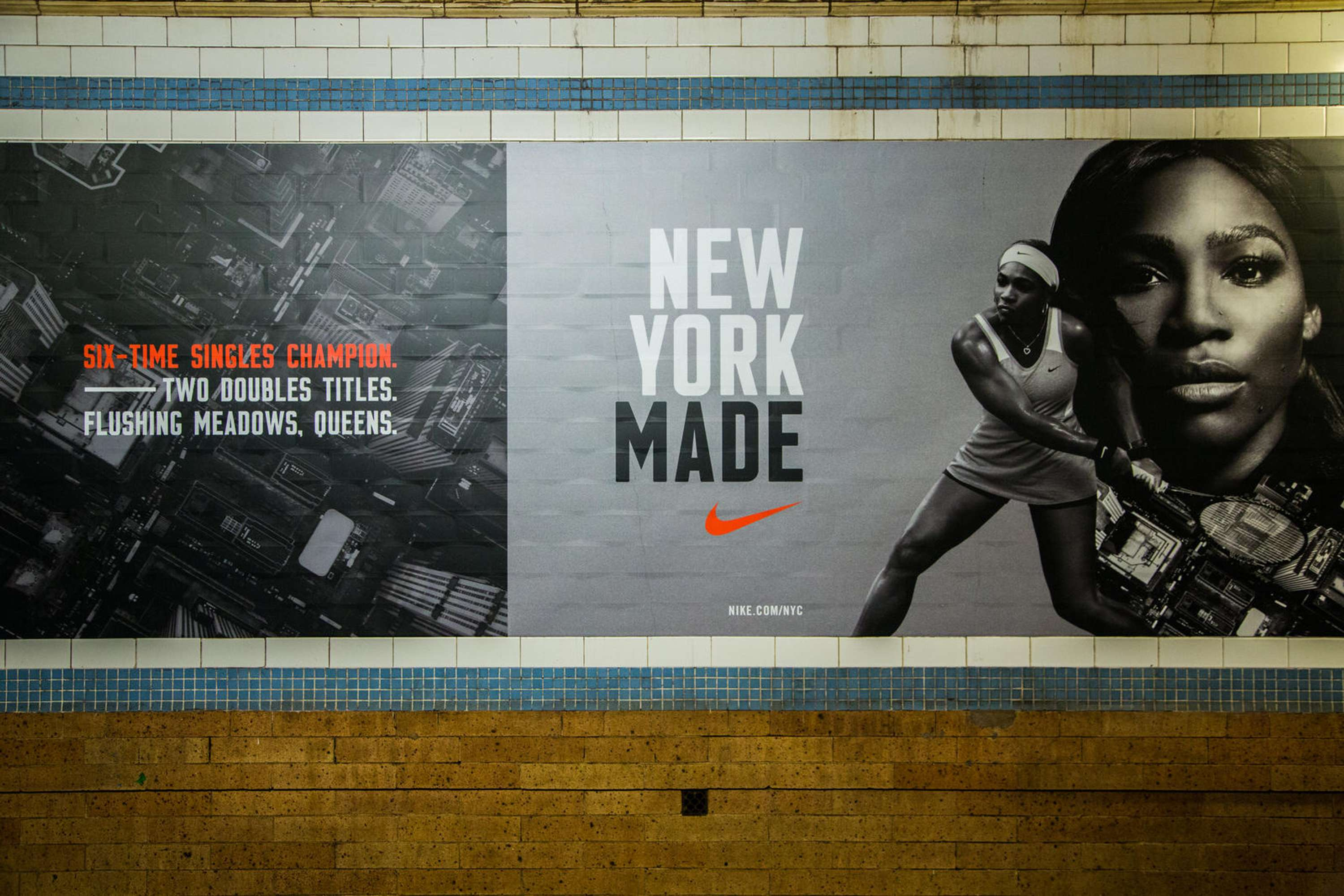 Nike Celebrates the Energy of the Big Apple with  NYMade  c69c42c65