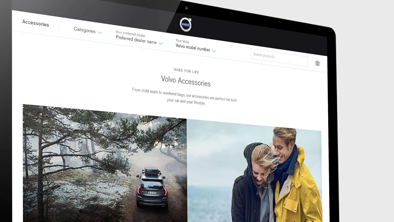 Volvo Accessories   The Dots