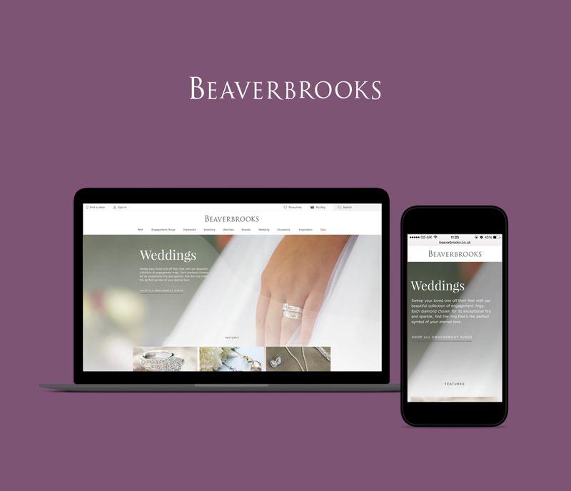 Beaverbrooks Website