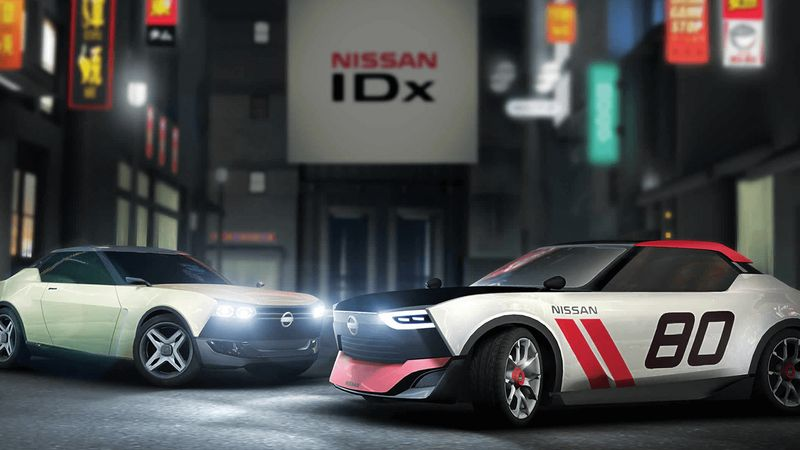 Nissan IDx Virtual Reality Experience