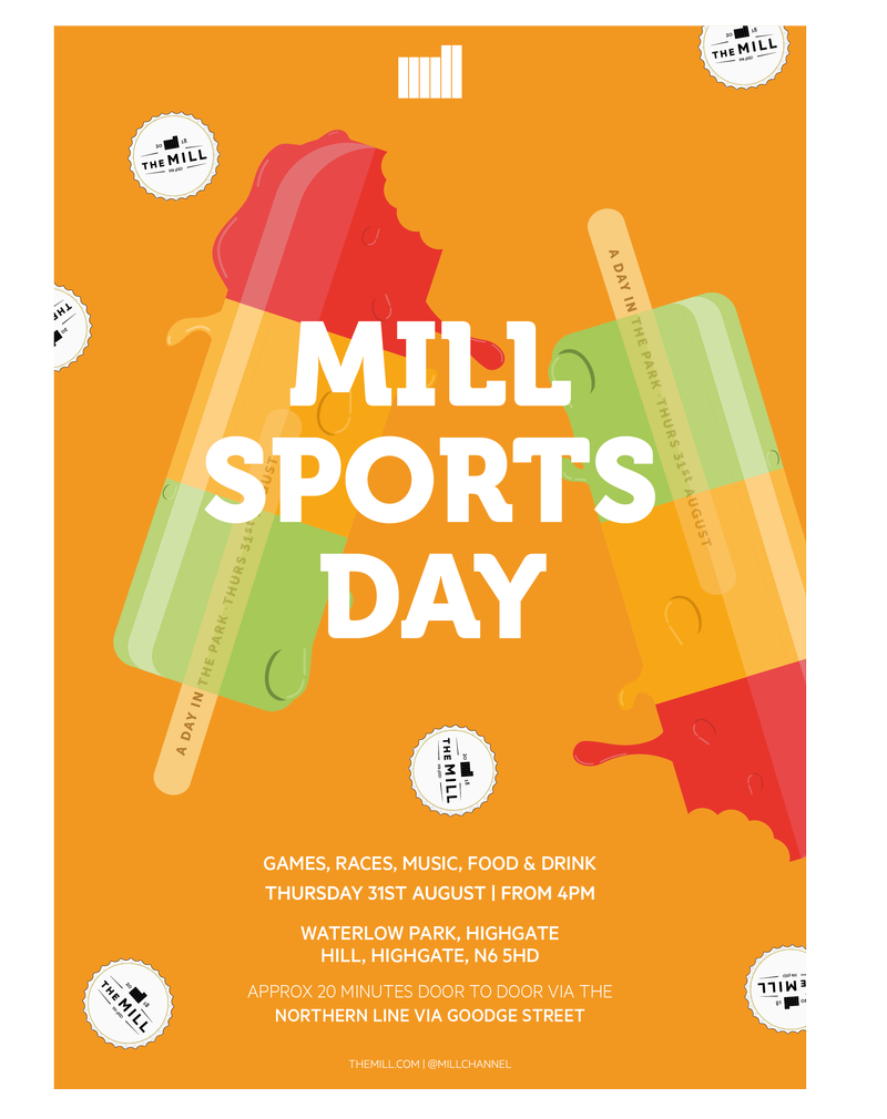 Mill Sports Day